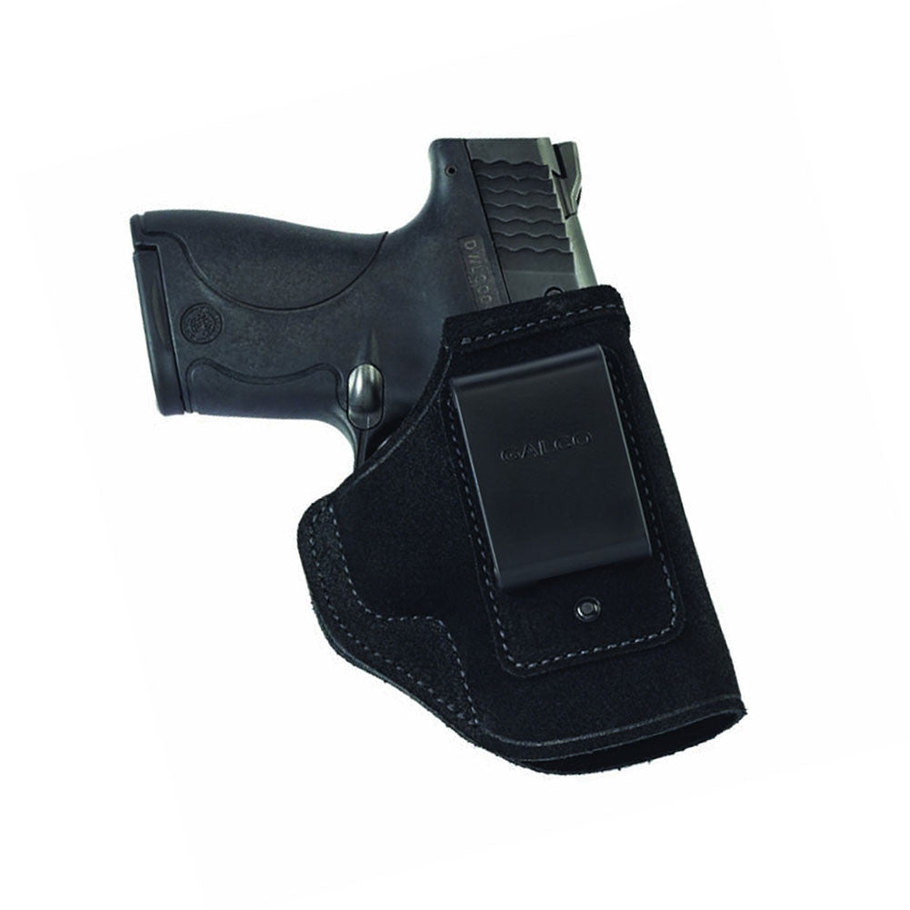 GALCO Stow-N-Go Ruger LCP with CTC Laserguard Right Hand Leather IWB Holster (STO486B)