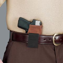 GALCO STO658 Stow-N-Go S&W M&P Shield with CTC Laserguard Right Hand Leather IWB Holster