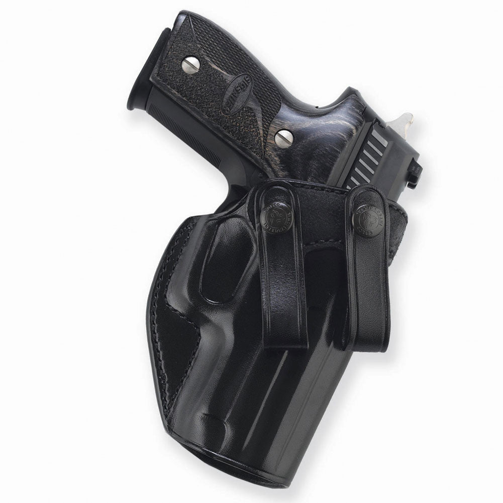 GALCO Summer Comfort Colt 3.5in 1911 Right Hand Leather IWB Holster (SUM218B)