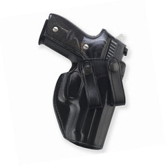 GALCO Summer Comfort Glock 26,27,33 Right Hand Leather IWB Holster (SUM286B)