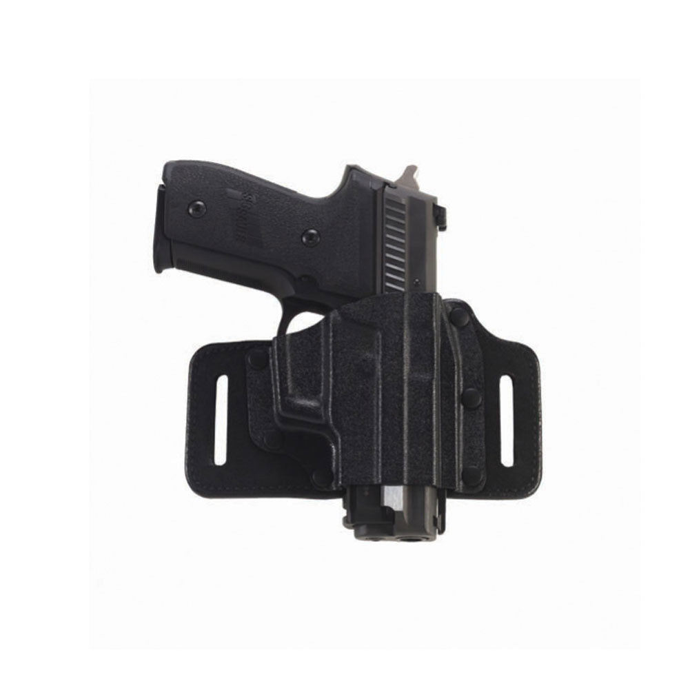 GALCO Tac Slide Glock 17,22,31 Right Hand Polymer Belt Holster (TS224B)