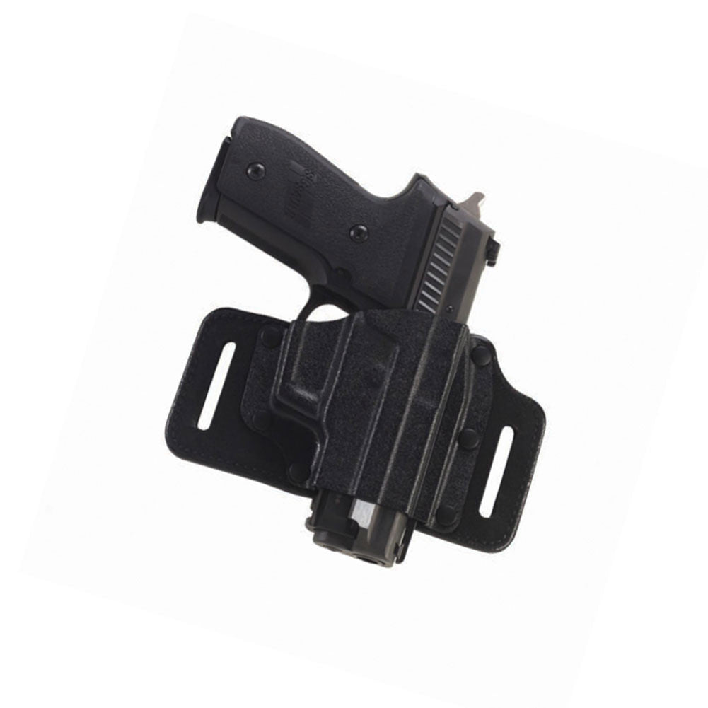 GALCO Tac Slide Glock 20,21 Right Hand Polymer Belt Holster (TS228B)