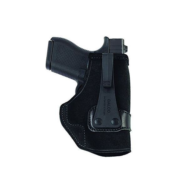 GALCO TUC800B Tuck-N-Go Glock 43 RH Black Inside The Pant Holster