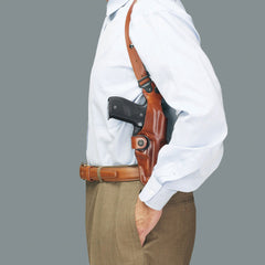 GALCO V104 VHS Ambidextrous S&W L Frame 686 4in Shoulder Holster Component