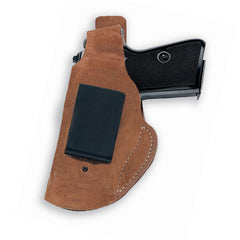 GALCO WB213B Waistband Colt 5in 1911 Left Hand Leather IWB Holster