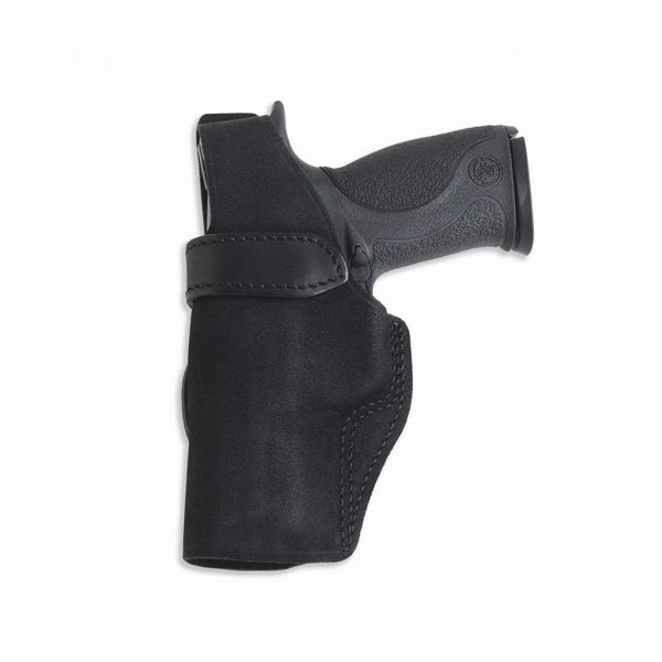 GALCO Wraith Ruger LCR Right Hand Leather Belt Holster (WTH300B)