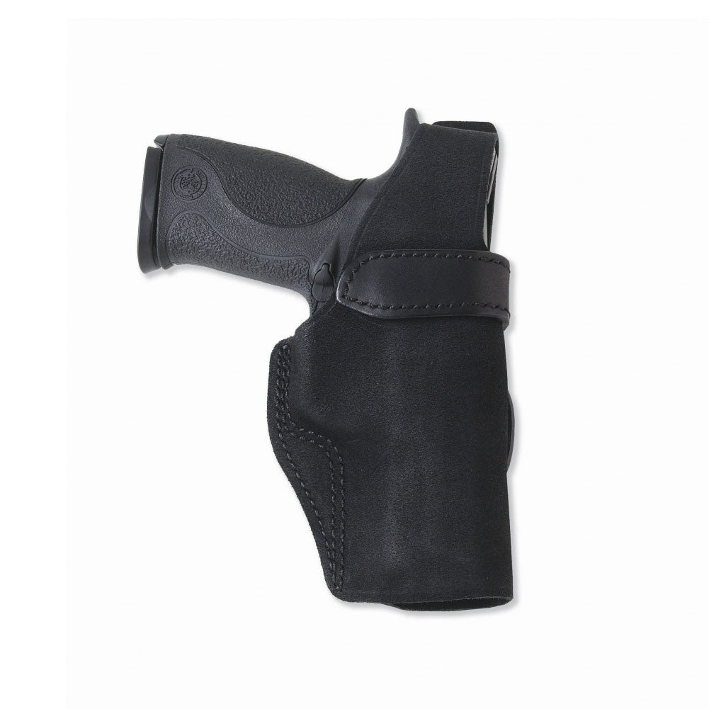 GALCO WTH301B Wraith Ruger LCR Left Hand Leather Belt Holster