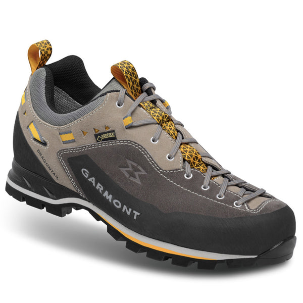 GARMONT Men's Dragontail MNT GTX Shark-Taupe Approach Shoes (481199/212)