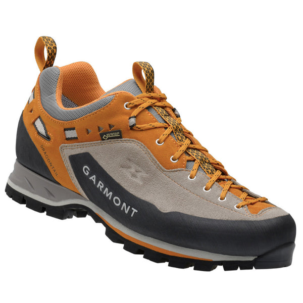 GARMONT Men's Dragontail MNT GTX Warm Grey-Ginger Approach Shoes (481199/218)