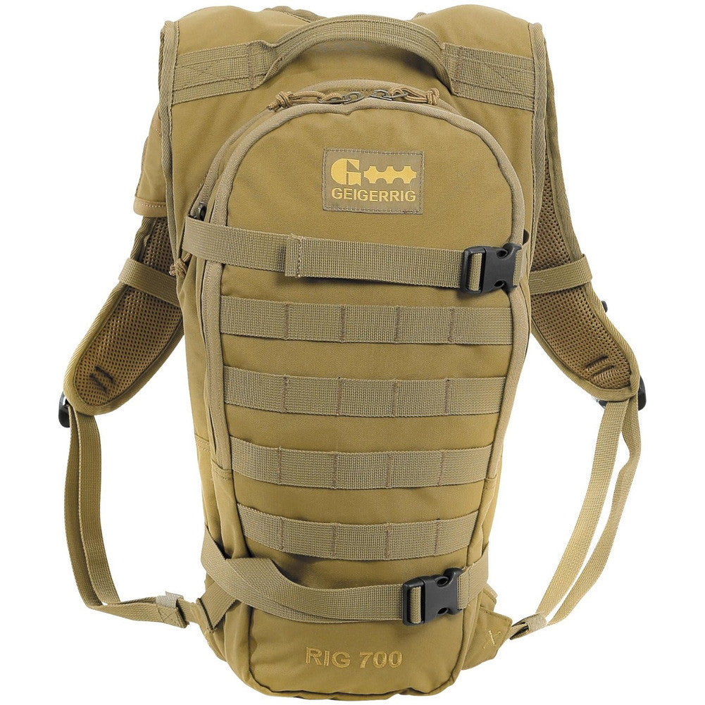 GEIGERRIG Tactical 700 Hydration Pack (G5-700TAC-CY)