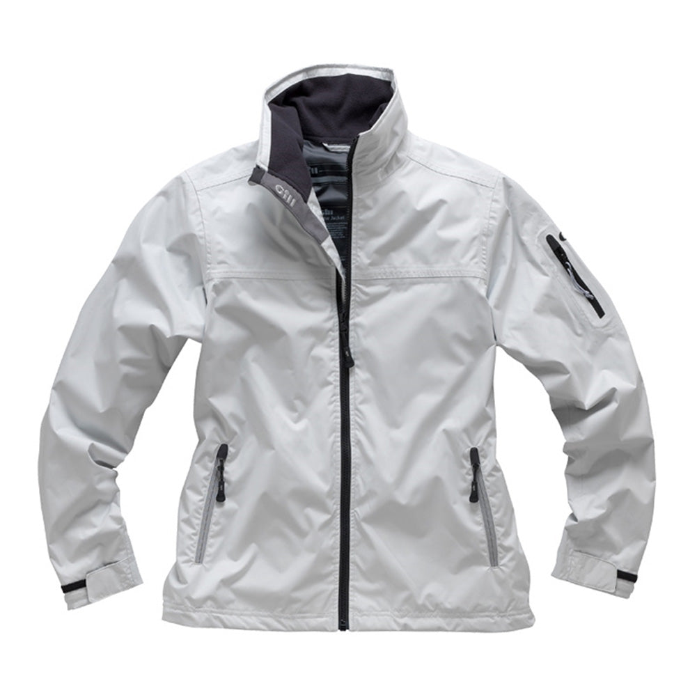 GILL Crew Silver Jacket (1041S)
