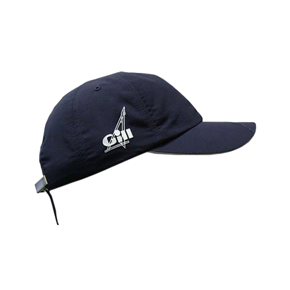 GILL Technical UV Sun with Retainer Navy Cap (136N)