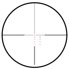 HAWKE Vantange AO IR 4-12x40mm 1in Riflescope (14241)