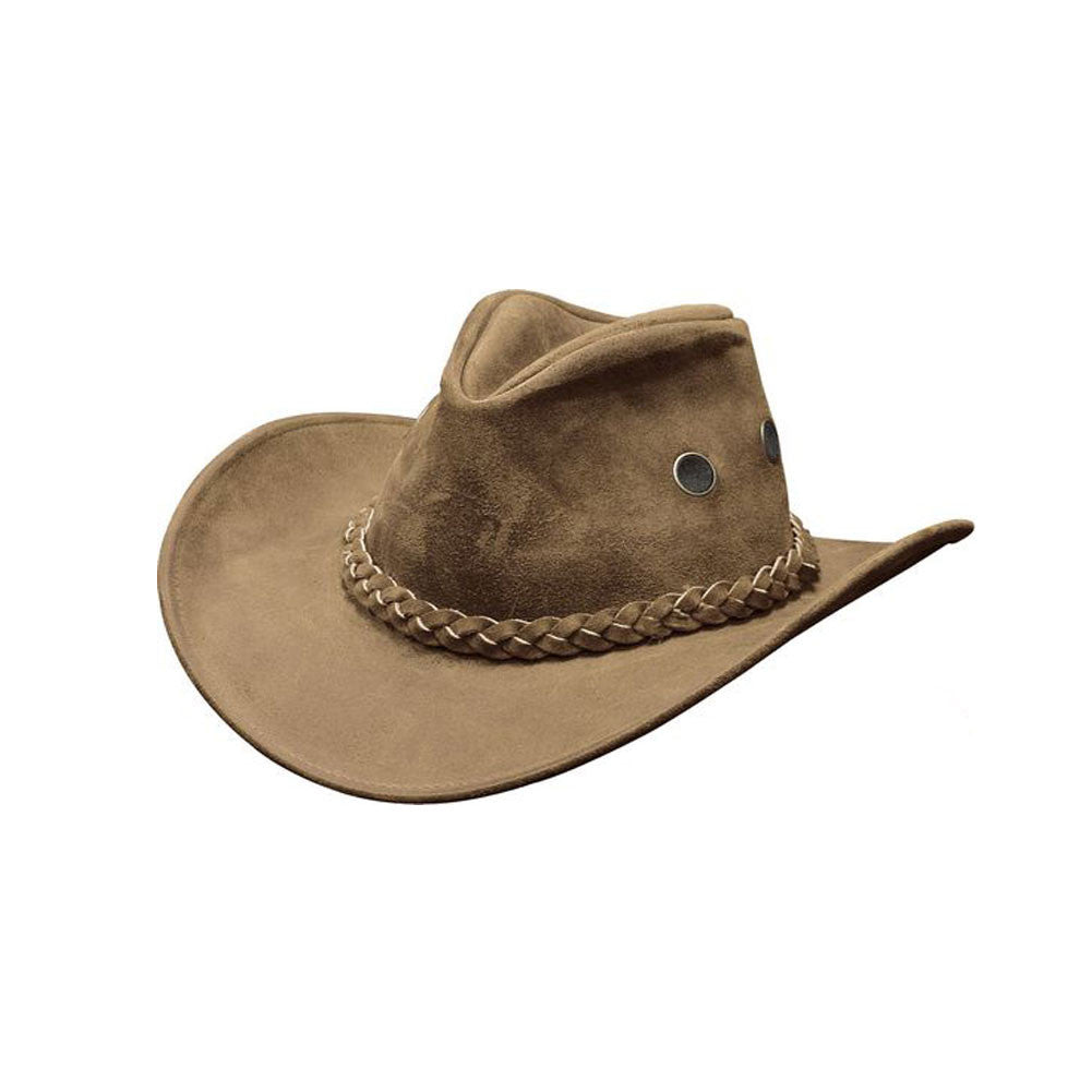 HENSCHEL HATS 13140-TAN Tan Hiker