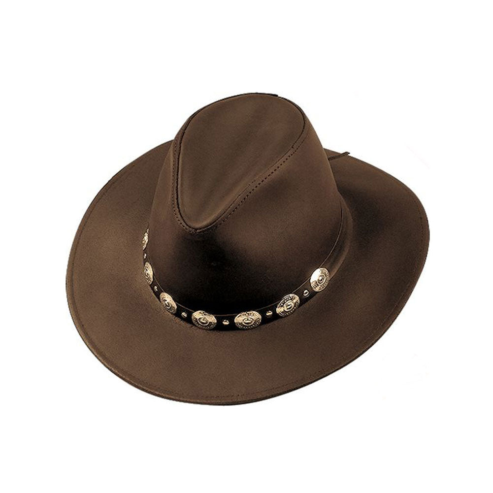 HENSCHEL HATS Chocolate Dude (23575-CHOC)