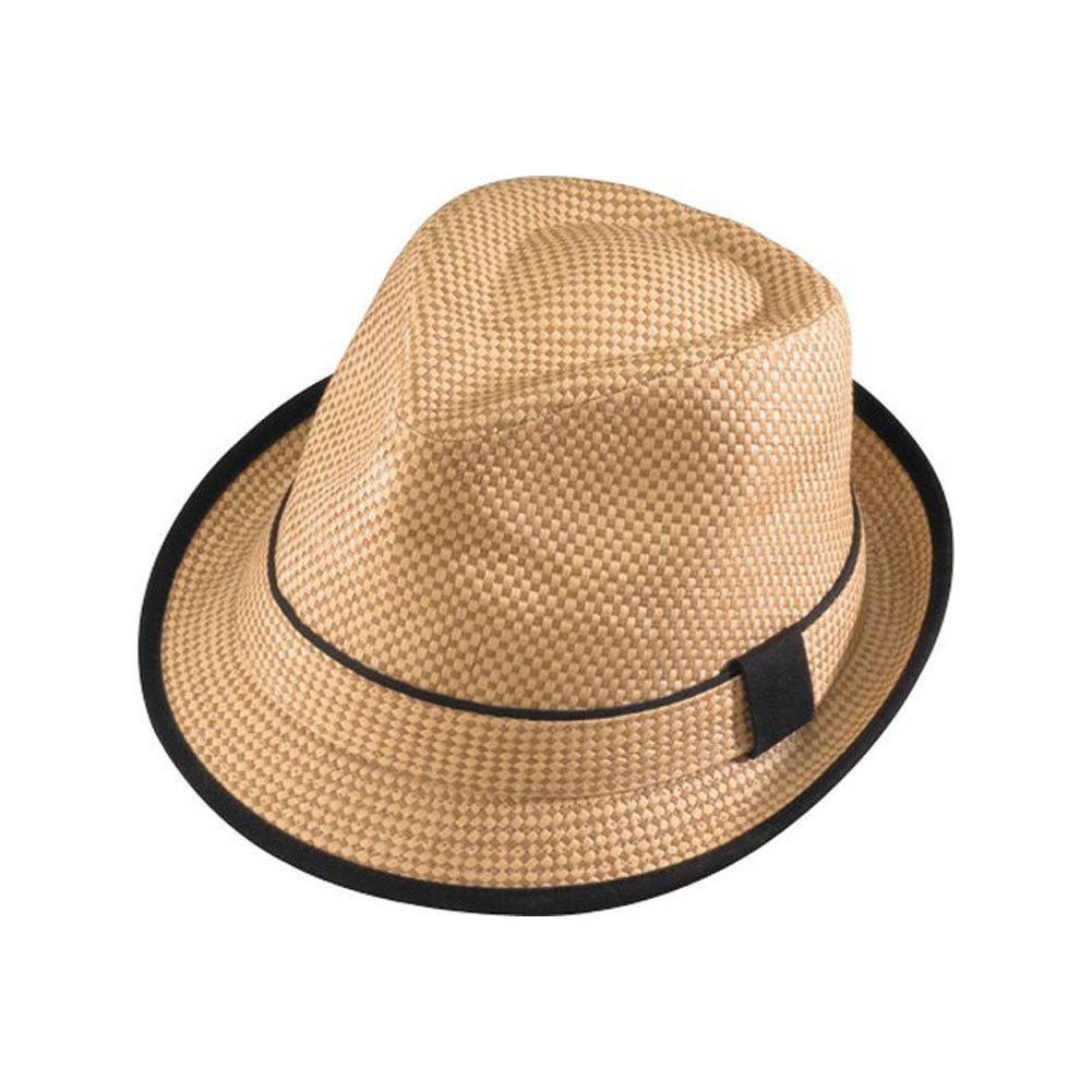 HENSCHEL HATS Wheat Fedora (330788-WHET)