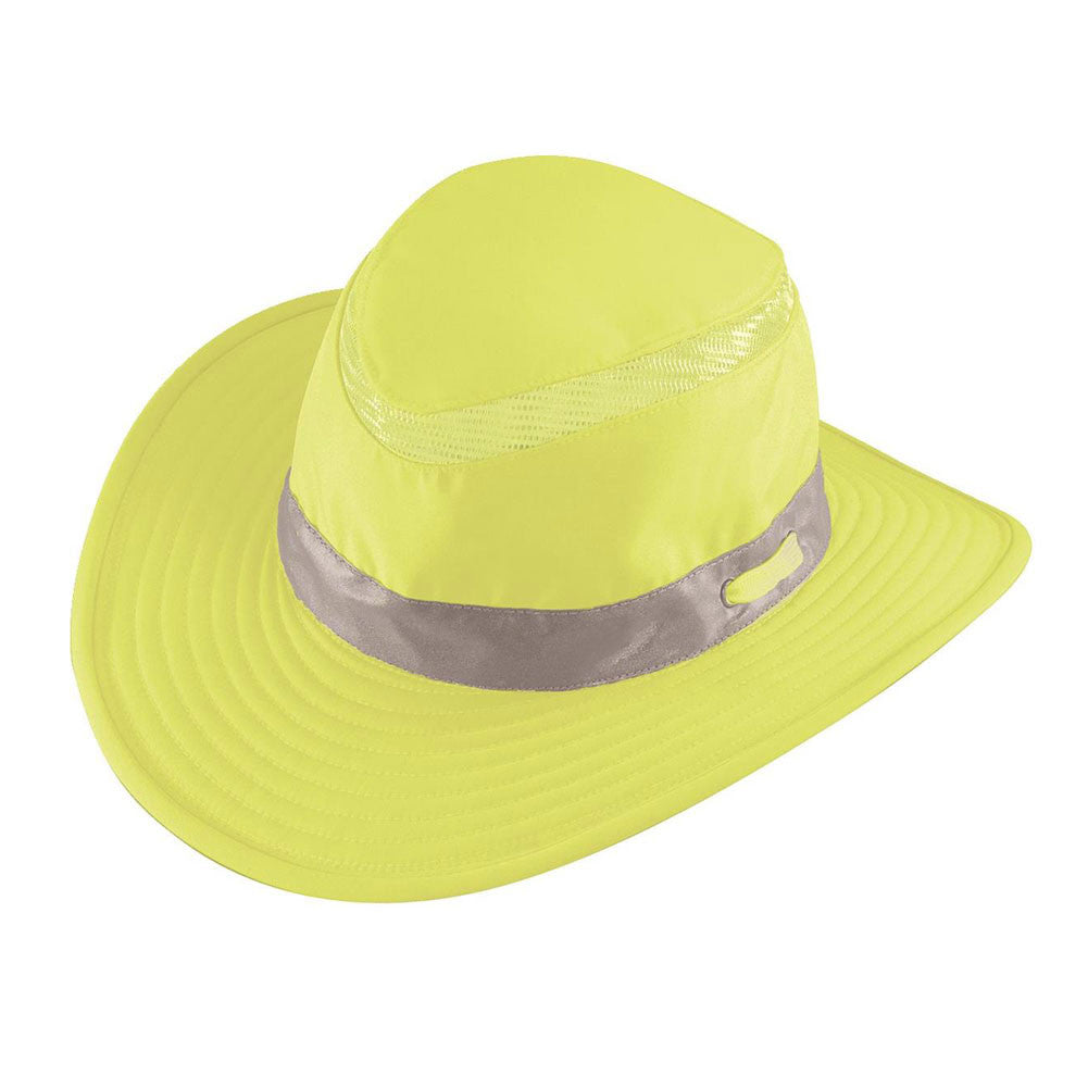 HENSCHEL HATS 555635-NEOLIME Neon Lime Safety Hat