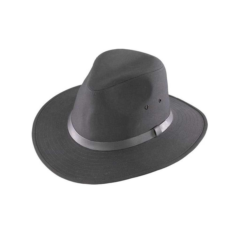 HENSCHEL HATS 624056-BLK Black Safari