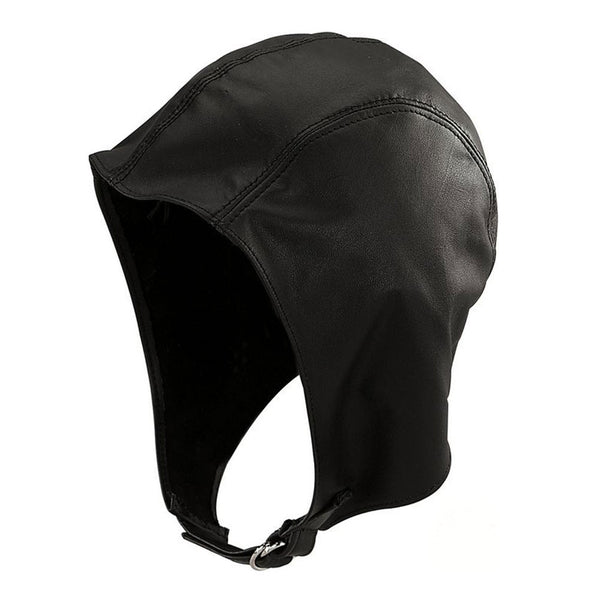 HENSCHEL HATS 747160-BLK Black Unlined Helmet