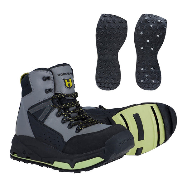 HODGMAN H5 H-Lock Wade Smoke/Black Boot (H5-WBCS)
