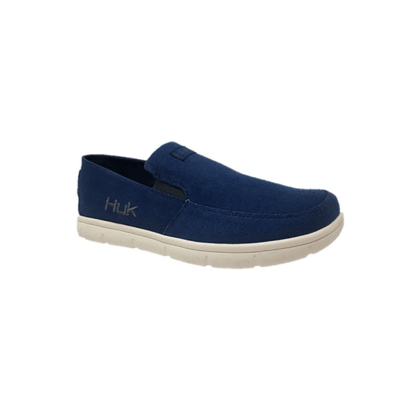 HUK Brewster Denim Blue Casual Shoes (H8012000-415)
