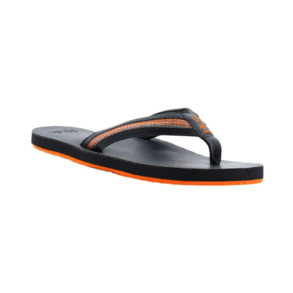 HUK Caruso Charcoal Gray Sandals (H8331000-010)