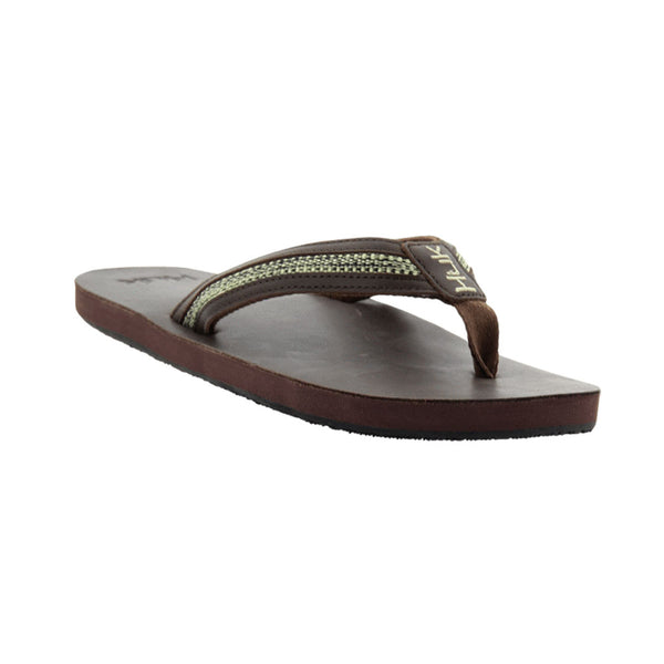 HUK Caruso Brown Sandals (H8331000-200)
