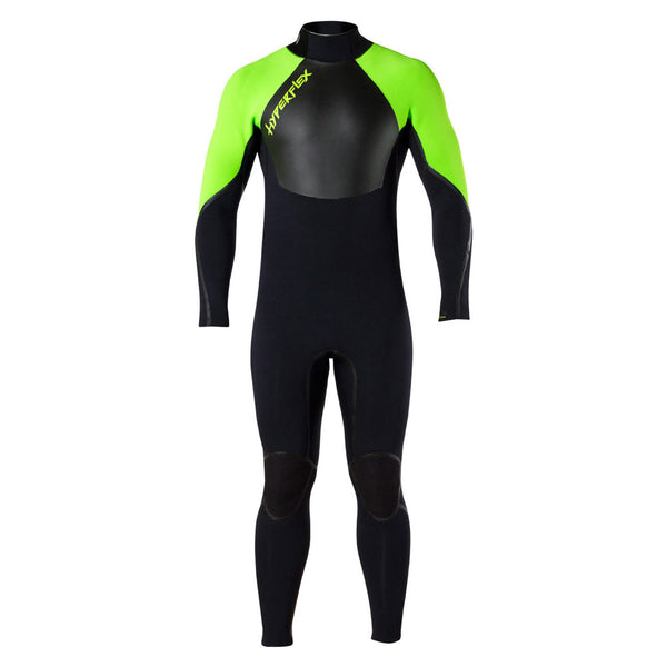 HYPERFLEX XY832MB-91 Voodoo Back Zip 3/2mm Fullsuit