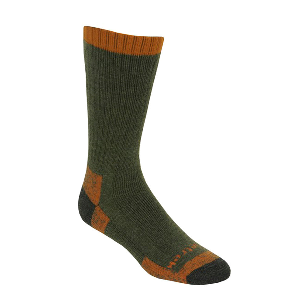 KENETREK KE-1225 Glacier Green & Orange Socks