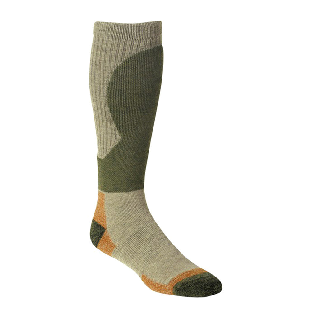 KENETREK Canada Green & Tan Socks (KE-1502)
