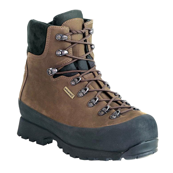 KENETREK Hardscrabble ST Brown Work Boot (KE-410-HK)