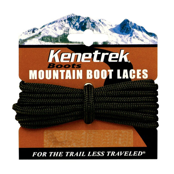 KENETREK 60in MTN Brown Boot Laces (KE-LACE-BRW-60)