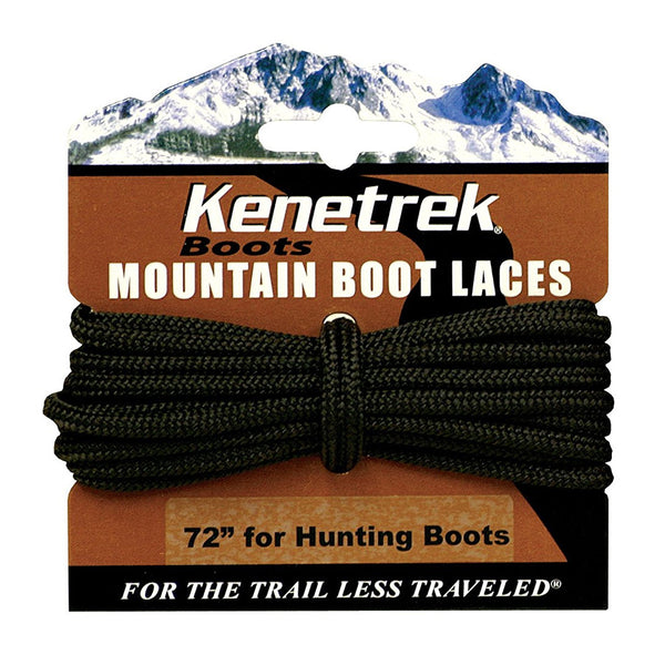 KENETREK 72in MTN Brown Boot Laces (KE-LACE-BRW-72)