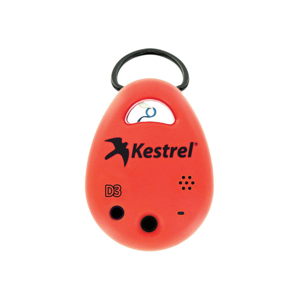 KESTREL DROP 3 Red Data Logger with Environmental Data Logger (0730RED)