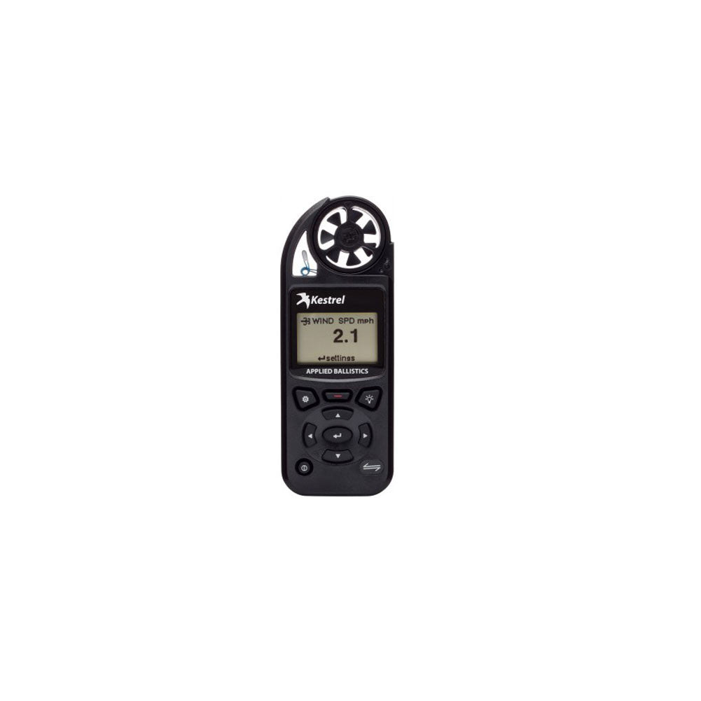 KESTREL Elite Black Weather Meter with Applied Ballistics (0857ABLK)