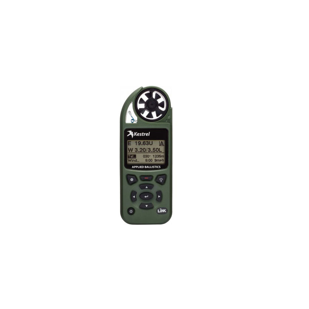 KESTREL Elite Olive Weather Meter with Applied Ballistics (0857ALOLV)