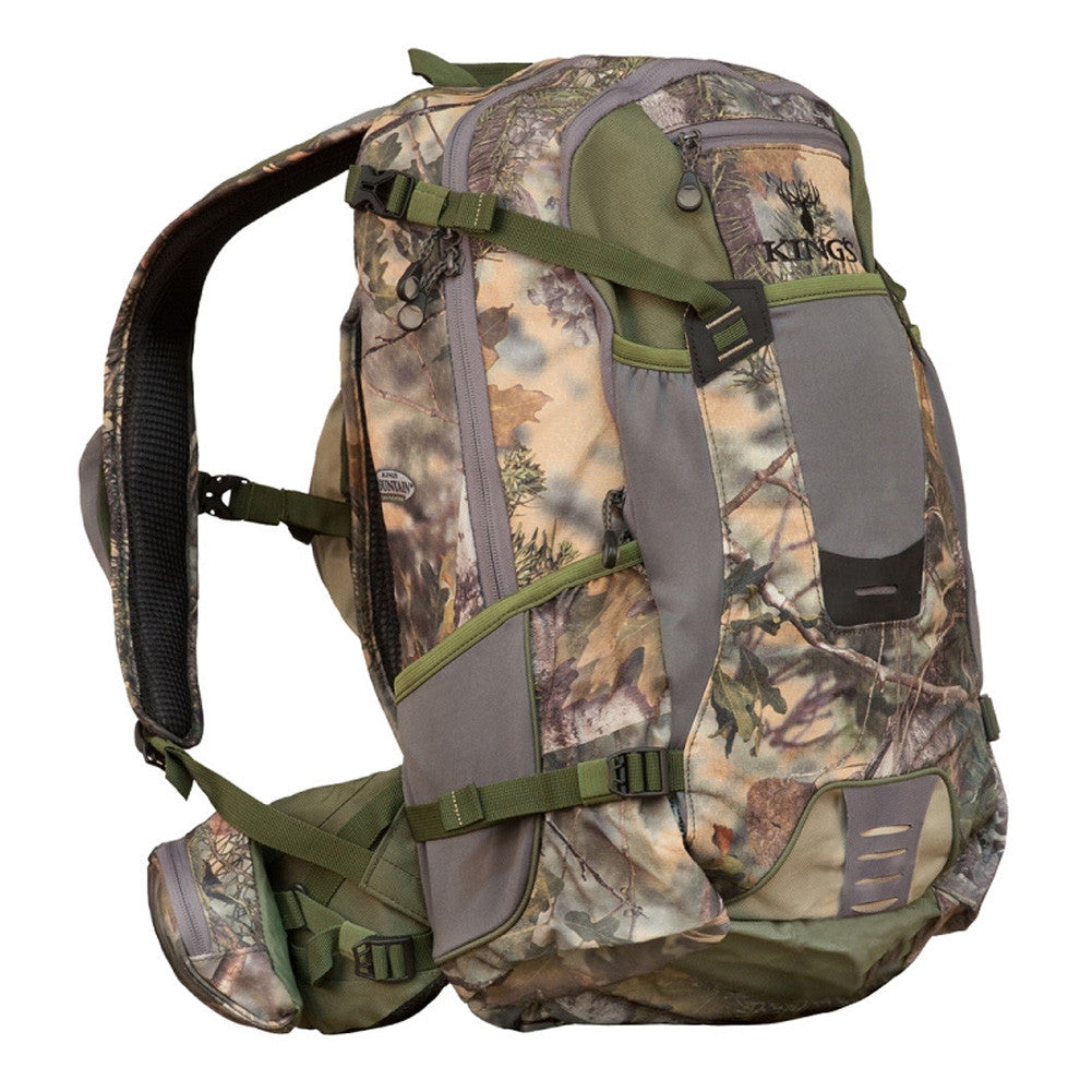 KINGS CAMO KCG1800-MS Core Hunter 1800 Daypack