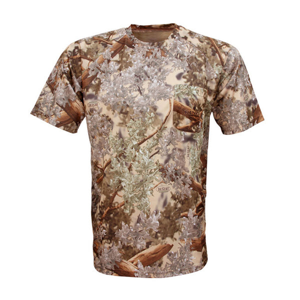 KINGS CAMO Desert Shadow Short Sleeve Hunter T-Shirt (KCM1086-DS)