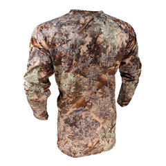 KINGS CAMO KCM1087-DS Desert Shadow Long Sleeve Hunter T-Shirt