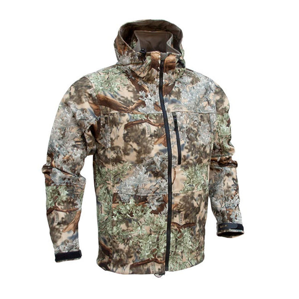 KINGS CAMO Desert Shadow Wind-Defender Pro Fleece Jacket (KCM1650-DS-R)
