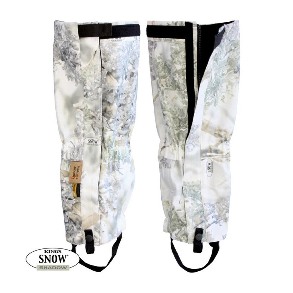 KINGS CAMO Snow Shadow Gaiters (KCM2129-SS)
