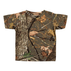 KINGS CAMO Woodland Shadow Toddler Short Sleeve T-Shirt (KCT903-WS)