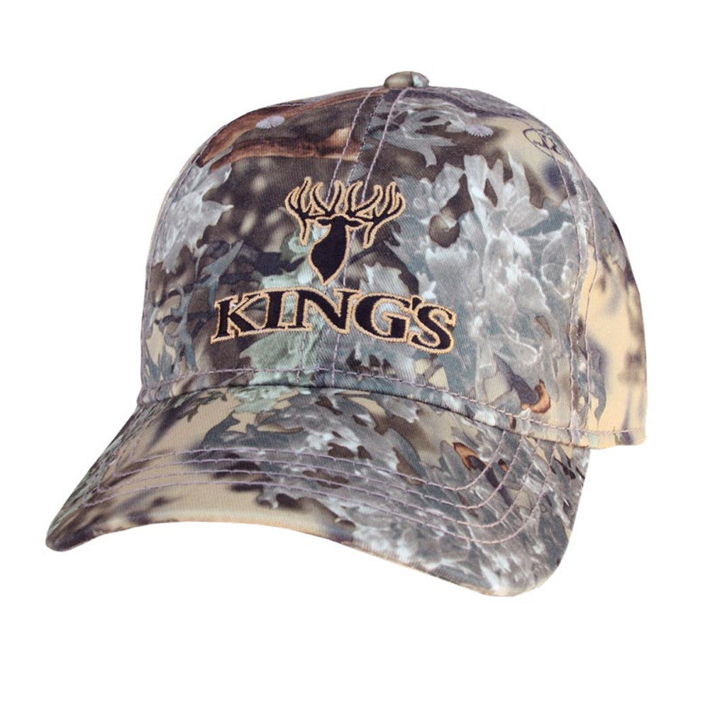 KINGS CAMO Hunter Series Desert Shadow Embroidered Cap (KHT1511-DS)