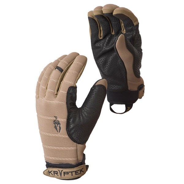 KRYPTEK 15GNSATN Gunslinger Shooting Gloves