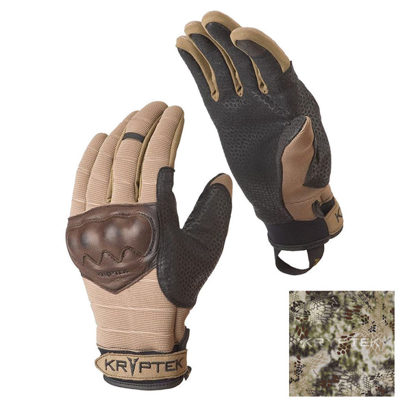 KRYPTEK Highlander Gunfighter Gloves (16GNFAH)