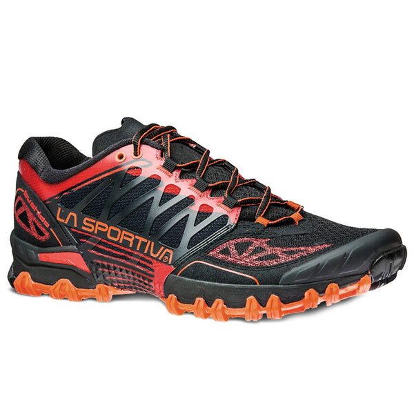 LA SPORTIVA Mens Bushido Flame Running Shoes (26K-FL)