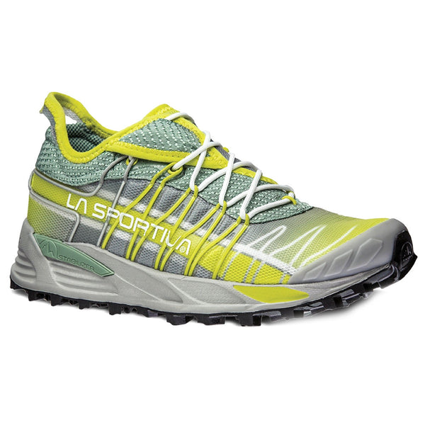 LA SPORTIVA 26X-GrBa Womens Mutant Green Bay Running Shoes