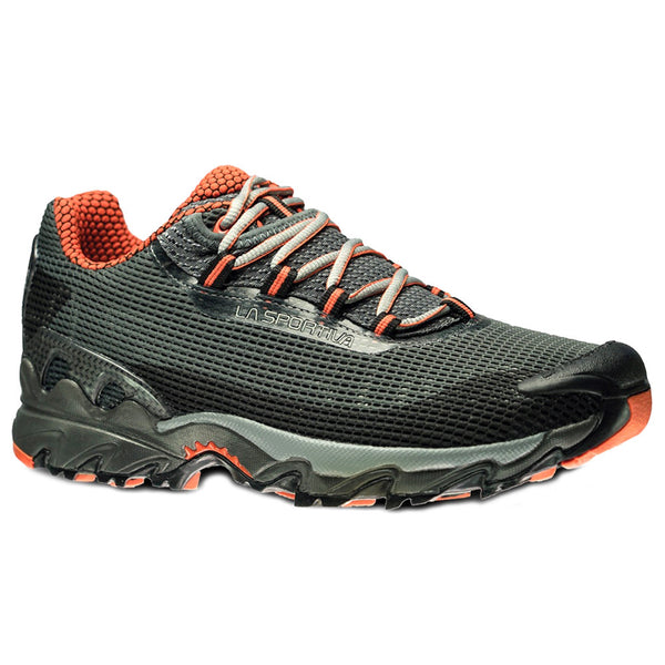 LA SPORTIVA 536-900304 Mens Wildcat Carbon and Flame Running Shoes