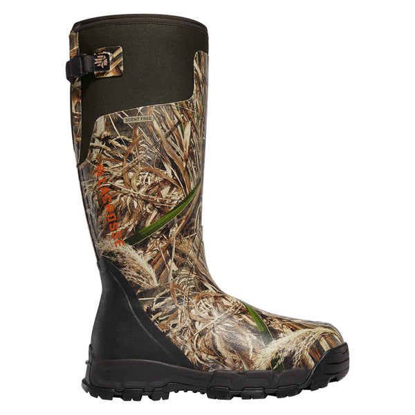 LACROSSE 376021 Alphaburly Pro 18in 800G Realtree Max-5 Boots
