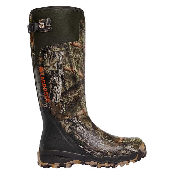 LACROSSE 376027 Alphaburly Pro 18in Mossy Oak Break-Up Country Boots